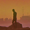 Walking The Sea Wall by Ian  MacDonald