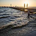 Walking Through The Sun by Kristopher Schoenleber