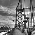 Walking To Philadelphia by Jennifer Ancker