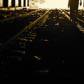 Walking Under by Basile Pesso