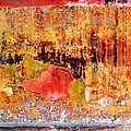 Wall Abstract 1 by Maria Huntley