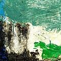 Wall Abstract 166 by Maria Huntley