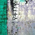 Wall Abstract 20 by Maria Huntley
