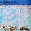 Wall Abstract 25 by Maria Huntley