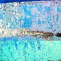 Wall Abstract 26 by Maria Huntley