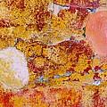 Wall Abstract 3 by Maria Huntley