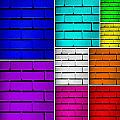 Wall Color Wall by Semmick Photo