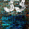 Wall Of Knowlogy Abstract Art by Mary Clanahan