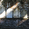 Wall Of Tombstones Knocked Down During Civil War by Brittany Horton