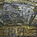 Ceiling And Wall Paintings by Maria Coulson