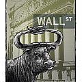 Wall Street by Chris Van Es
