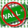 Wall Street No by Henrik Lehnerer