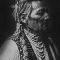 Walla Walla Indian Circa 1905 by Aged Pixel