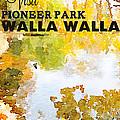 Walla Walla by Linda Woods