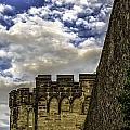 Walls And Turrets by Sara Hudock
