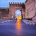 Walls Of Fes In Morocco by Karol Kozlowski