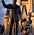 Walt And Mickey by Tommy Anderson