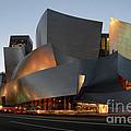Walt Disney Concert Hall 21 by Bob Christopher