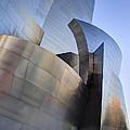 Walt Disney Concert Hall by Jeff Garris