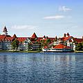 Walt Disney World Resort by Linda Tiepelman