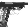 Walther P38 X-ray Photograph by Ray Gunz