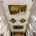 Wangen Organ And Ceiling by Jenny Setchell