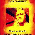 Wanted by Don R Varney