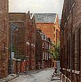 Wapping High Street East London by Mackenzie Moulton