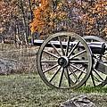 War Thunder - 4th New York Independent Battery Crawford Avenue Gettysburg by Michael Mazaika