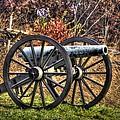 War Thunder - The Morris Artillery Page's Battery Oak Hill Gettysburg by Michael Mazaika