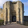 Warkworth Castle Gate House by David Head