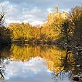 Warkworth Castle Reflected by David Head