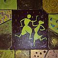 Warli Dance by Poornima Ravi