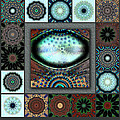 Warm Cosmos Redux by Ann Stretton