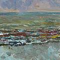 Warm Sea by Juliya Zhukova