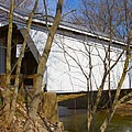 Warnke Covered Bridge  by Jack R Perry