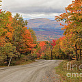 Warren Mountain Road View by Charles Kozierok
