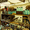 Warrenton Antique Days Eclectic Display by JG Thompson