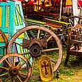 Warrenton Antique Days Wood Wheels And Wonders by JG Thompson