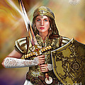 Warrior Bride Of Christ by Todd L Thomas