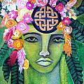 Warrior Goddess by Tracie Hanson