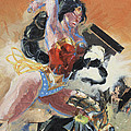 Warrior Princess by David Leblanc