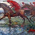 Warriors In Return by Prosper Akeni