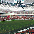 Warsaw Stadion by Pati Photography
