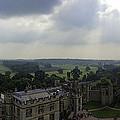 Warwick Castle Panorama by Dan McManus