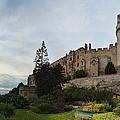 Warwick Castle River Side by Dan McManus