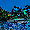 Washington Artillery Park In New Orleans by Andy Crawford