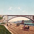 Washington Bridge 1901 by Unknown
