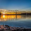 Washington Bridge by Robert FERD Frank