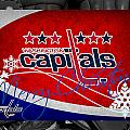 Washington Capitals Christmas by Joe Hamilton